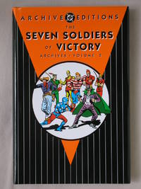 The Seven Soldiers of Victory Archives, Volume 3: DC Archive Edition