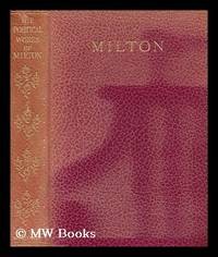 The poetical works of John Milton