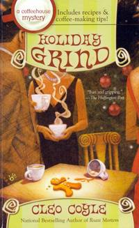 Holiday Grind (Coffeehouse Mystery #8)