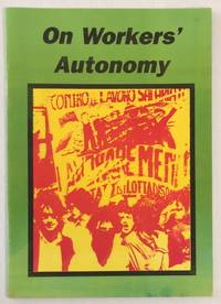 image of On workers' autonomy