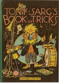 TONY SARG'S BOOK OF TRICKS