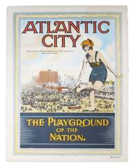 ATLANTIC CITY.  The Playground of the Nation