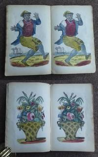 FLIP BOOK, BLOW BOOK, MAGIC BOOK, Livre Magique.