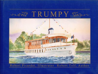 (St. Michaels, MD): Tiller Publishing, (1996). No, it's not a children's book about The Little Tug W...