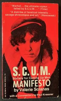 image of S.C.U.M. Manifesto: Society for Cutting Up Men