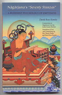 image of NAGARJUNA'S SEVENTY STANZAS:  A BUDDHIST PSYCHOLOGY OF EMPTINESS.  (TRANSLATION AND COMMENTARY ON THE 'SEVENTY STANZAS ON EMPTINESS BY VENERABLE GESHE SONAM RINCHEN, VENERABLE TENZIN DORJEE, AND DAVID ROSS KOMITO.)