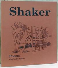 Shaker:  Poems