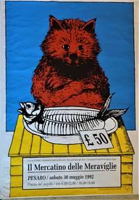 Il Mercantino Delle Meraviglie Pesaro, Sabato 30 Maggio, 1992  (Advertising Poster)