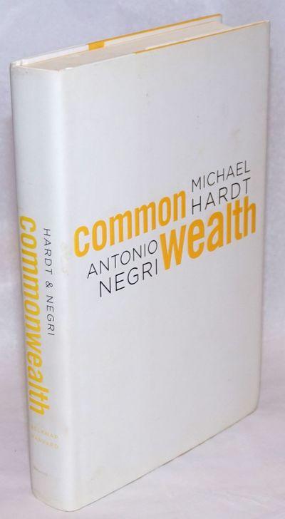Cambridge: Harvard University Press, 2009. Hardcover. xiv + 434p., hardback, dj, review slip laid in...