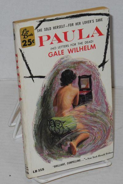 New York: Lion Books, 1956. Paperback. 125p., lightly-worn second paperback printing in original pic...
