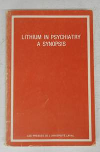 Lithium in Psychiatry: A Synopsis