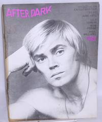 After Dark: magazine of entertainment vol. 5, #2, June 1972: Dennis Cole, Bob Fosse by  Bob Fosse et al  Lily Tomlin - First Edition - 1972 - from Bolerium Books Inc., ABAA/ILAB and Biblio.com