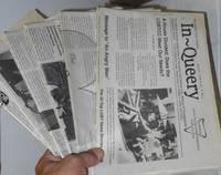 Santa Cruz In-queery: the official monthly publication of the Santa Cruz LGBT Community Center; vol. 9, no. 1 - 5 & 8, January - September 1996 [six issue broken run]