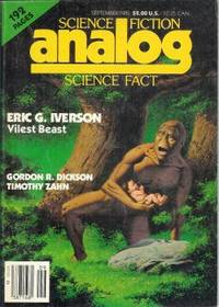 ANALOG Science Fiction/ Science Fact: September, Sept. 1985