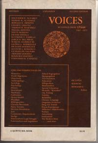 VOICES: READINGS FROM EL GRITO, A JOURNAL OF CONTEMPORARY MEXICAN AMERICAN  THOUGHT, 1967-1973