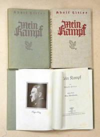 image of Mein Kampf. [Bde. 1 u. 2; komplett].