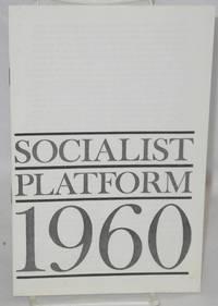 Socialist platform 1960