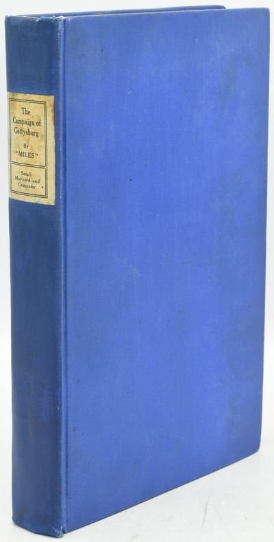 Boston: Small, Maynard and Company, 1912. Hard Cover. Very Good binding. Bound in blue cloth with a ...