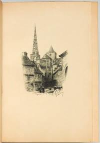Le Broyeur de lin, avec [la] préface des Souvenirs d'enfance et de jeunesse. Vingt-sept eaux-fortes originales de Ed. Rudaux.