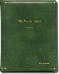 image of Arthur Hailey's the Moneychangers (Original screenplay for the 1976 television miniseries, two-volume presentation copy)