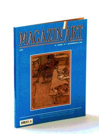 Magazin'Art Automne/Fall 2001, 14 Annee, No. 1