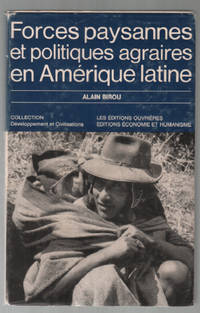 image of Forces paysannes et politiques agraires en amérique latine