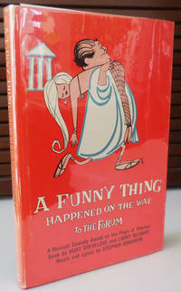 A Funny Thing Happened On The Way To The Forum (Signed by Sondheim)