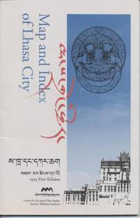 Map and Index of Lhasa City