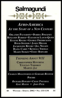 Salmagundi: Afro-American at the Start of a New Century (Winter-Spring 2002)