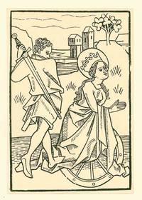 image of Einblattholzschnitte des XV. und XVI. Jahrhunderts von den Originalstocken Gedruckt