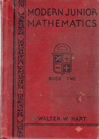 Modern Junior Mathematics: Book Two, Grade Eight