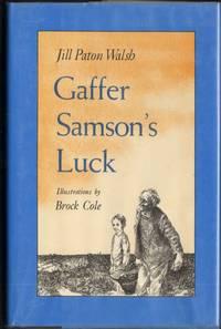 GAFFER SAMSON'S LUCK