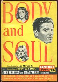 Body and Soul (the Novelization)