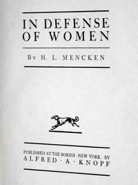 image of In Defense of Women
