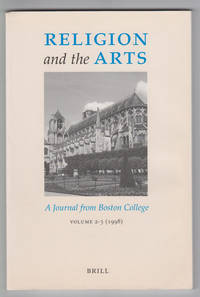 image of Religion and the Arts: a Journal from Boston College (Volume 2-3, 1998)  [Raymond Carver Issue]