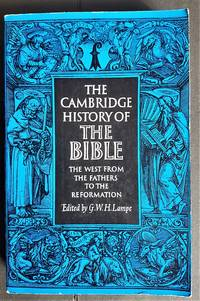 The Cambridge History of the Bible Volume 2