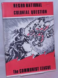 image of Negro National colonial question