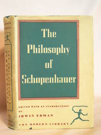 image of THE PHILOSOPHY OF SCHOPENHAUER