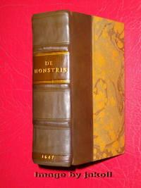 DE MONSTRIS et MONSTROSIS, quam mirabilis bonus et justus in mundo administrando sit Deus Monstrantibus