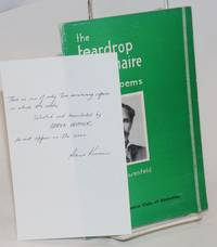 The Teardrop Millionaire and Other Poems. Selected and Translated by Aaron Kramer with a critical evaluation By Kalman Marmor and a biographical sketch By Aaron Kramer
