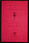 Gladys Kochersperger's Annual Carnival and Dance: Auditorium Pensauken Junior High School, Saturday, May 13th 1933 [Program]