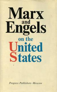 image of Marx and Engels on the United States