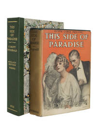 This Side of Paradise by  F. Scott FITZGERALD - Hardcover - Signed - 1920 - from Heritage Book Shop, LLC (SKU: 67951)