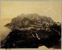 Capri. Panorama da Villa Allers.