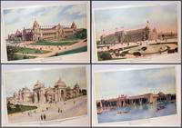 image of [Group of eight color prints from the San Francisco Call illustrating buildings at the 1904 World's Fair (The Louisiana Purchase Exposition) in St. Louis, Missouri]