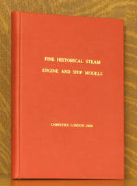 FINE HISTORICAL STEAM ENGINE MODELS AND SHIP MODELS, CHRISTIE'S OCT. 1966