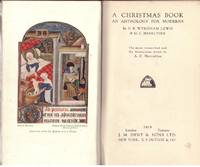image of A  CHRISTMAS BOOK