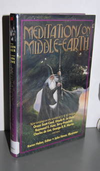 image of Meditations on Middle-Earth: New Writings on the worlds of J.R.R. Tolkien.