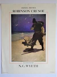 Promotional Poster: Daniel Defoe's ROBINSON CRUSOE