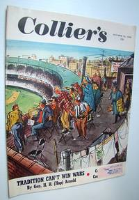 Collier's, The National Weekly Magazine, October 13, 1949 - Lincoln's Lost Speech / Clown Ed Wynn